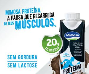 Mimosa Proteína | A pausa que recarrega os teus músculos